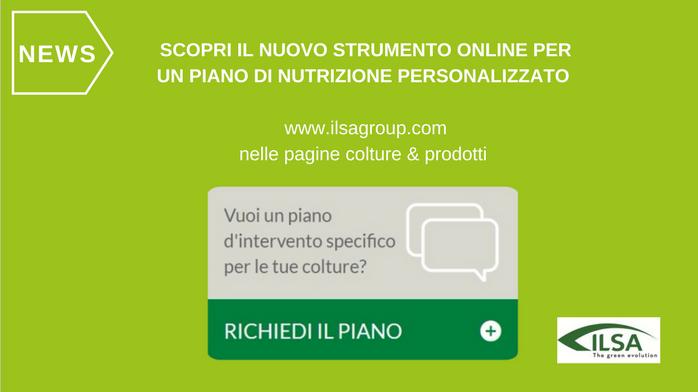Piani di intervento personalizzati con i concimi e for Piani del sito online