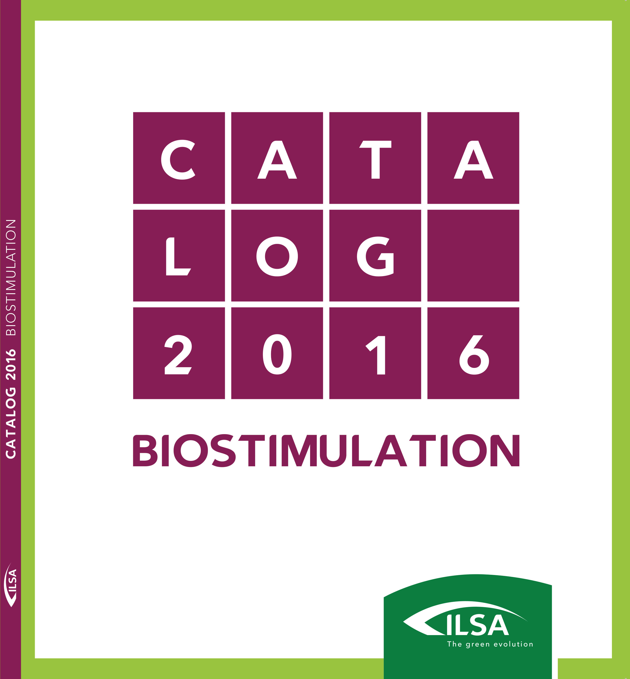 Biostimulation Catalog 2016